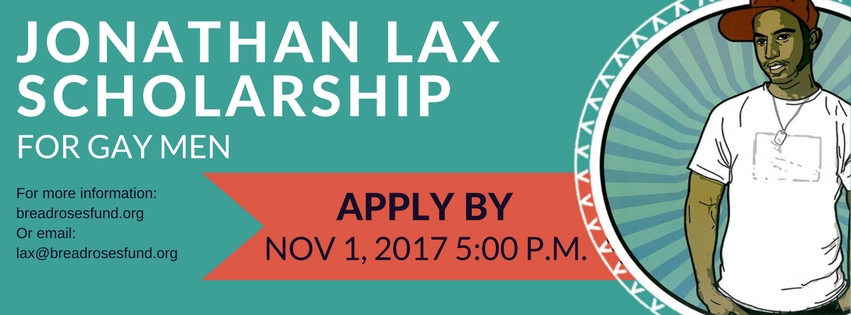 Lax Scholarship applications due Nov. 1, 2017