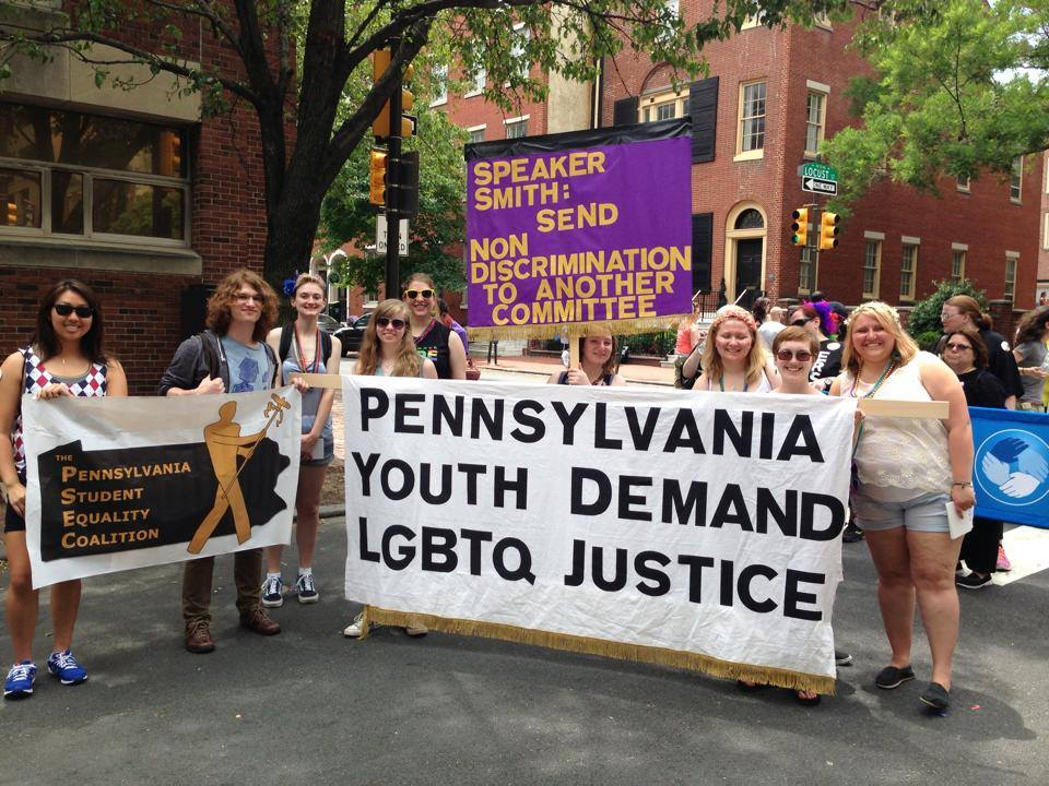 Pennsylvania Student Equality Coalition