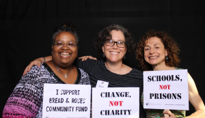 Photobooth photo at Tribute to Change.