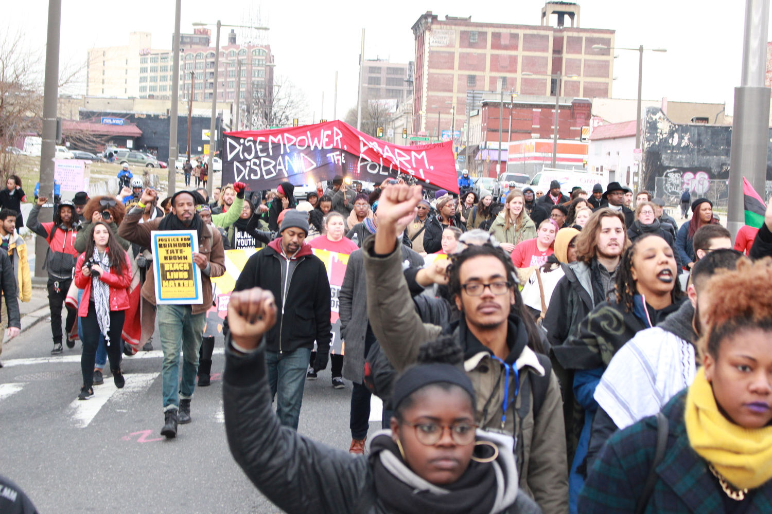 March for Our Future, Black Radical Tradition Conference