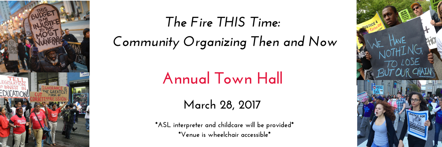 Join us for the 2017 Annual Town Hall