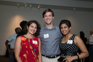 Photo of Resource Generation members at Tribute to Change.