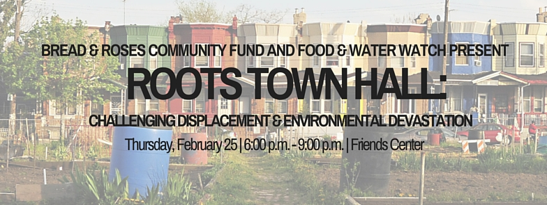 Roots town hall FB event