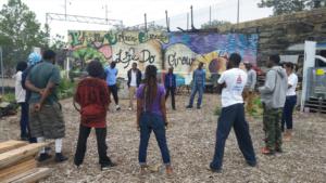 Urban Creators REGENERATION program orientation