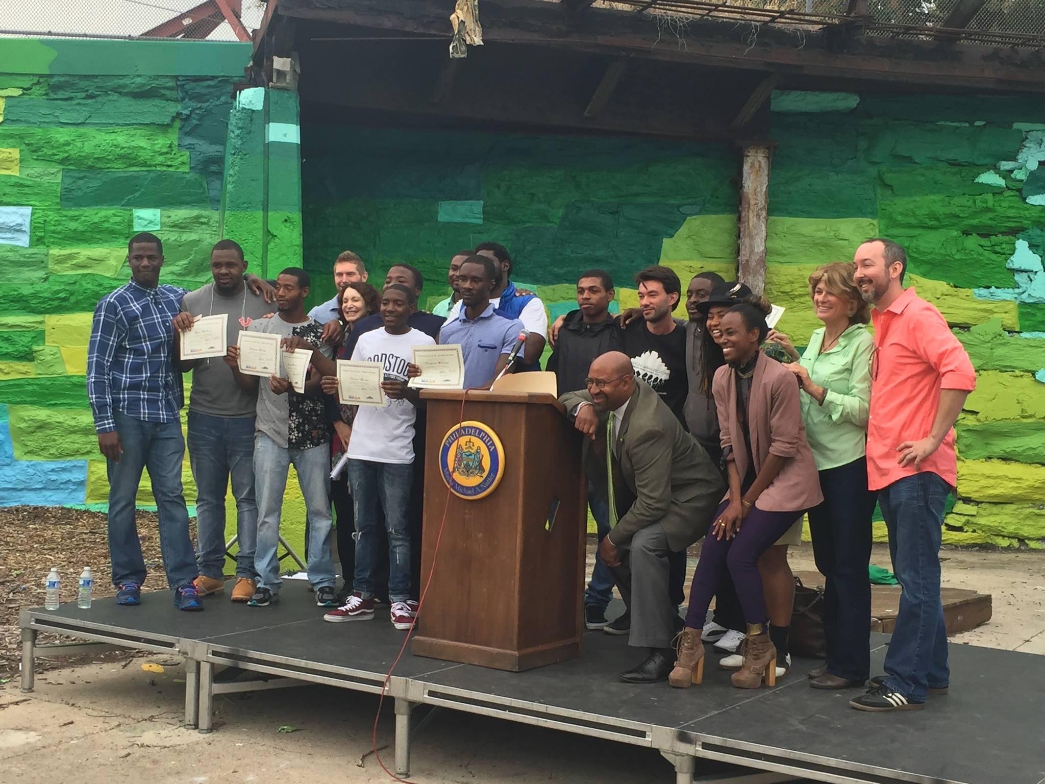 Members of Urban Creators