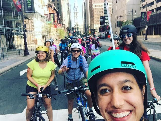 Change Ride 2016 riders