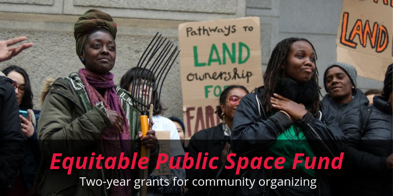 Equitable Public Space Fund
